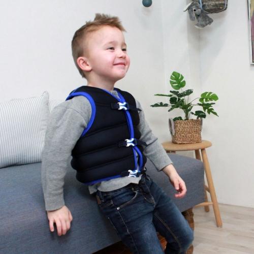 elastikvest til børn