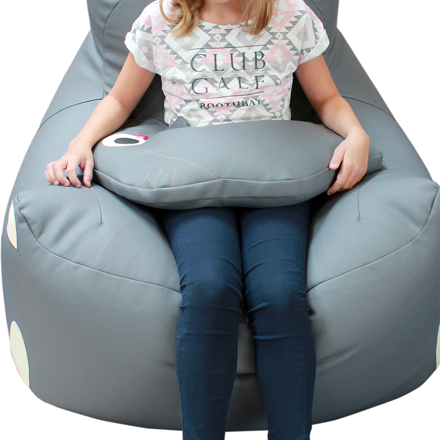 Sensory stimulating knee pillow Big Albert